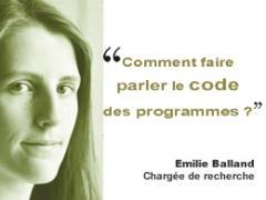 Emilie Balland